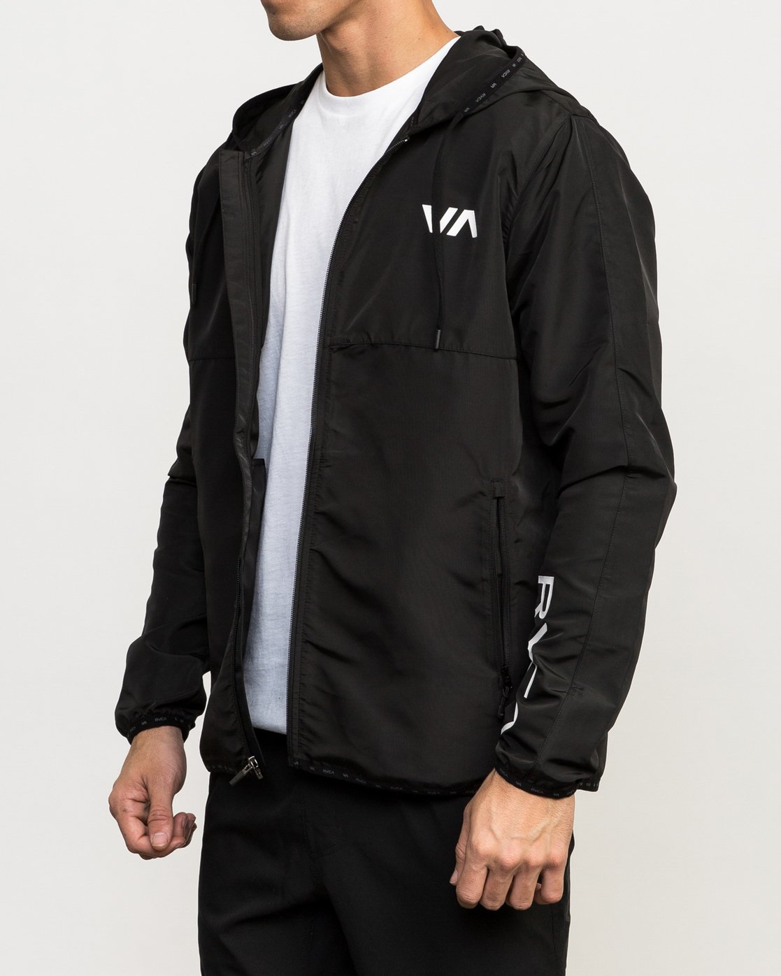 3 Axe Packable Jacket  V701QRAX RVCA