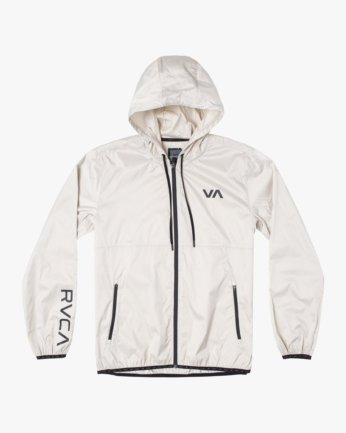 RVCA Mens Hexstop Iv Windbreaker Jacket V701TRHP
