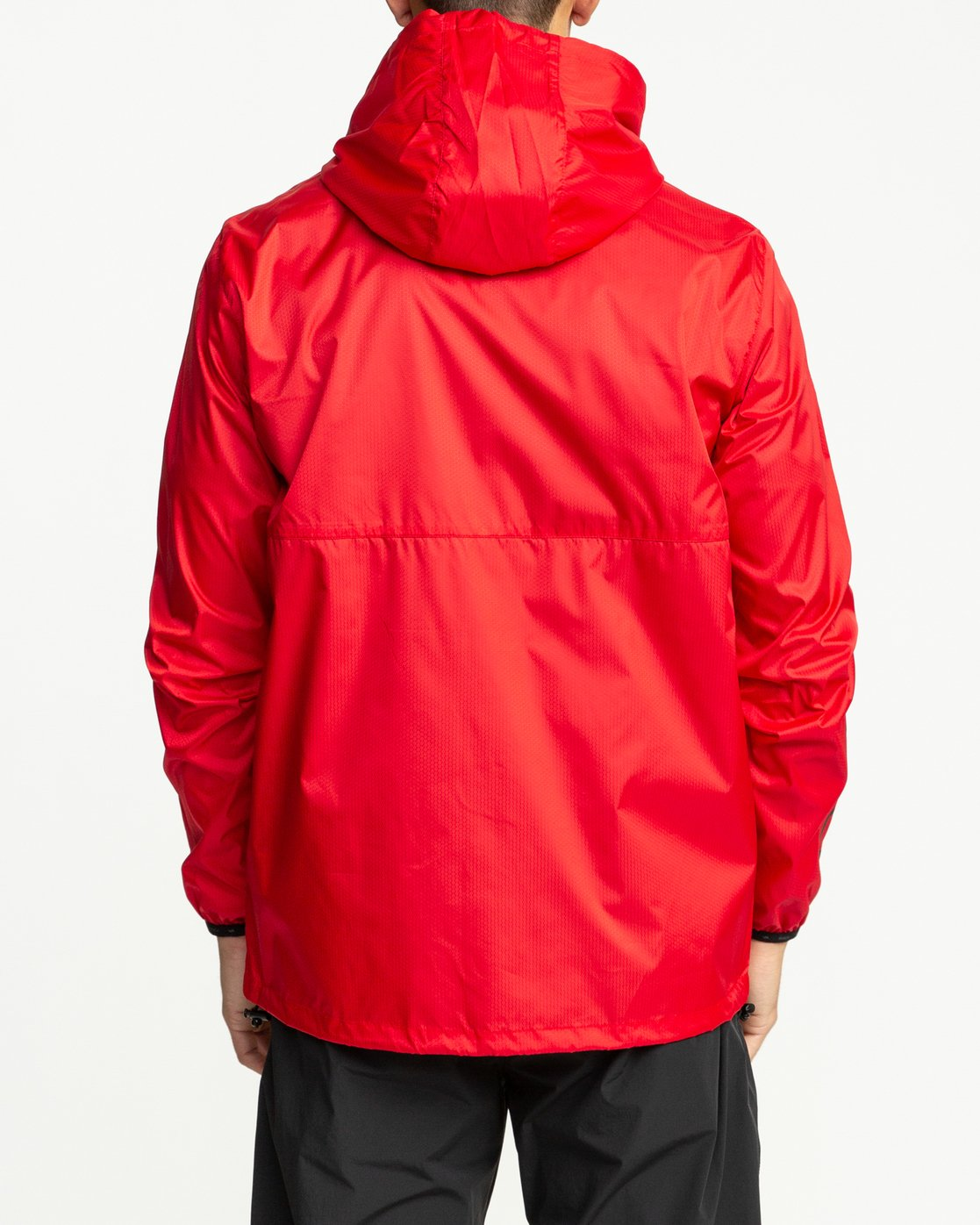 4 Hexstop IV Jacket Red V701TRHP RVCA