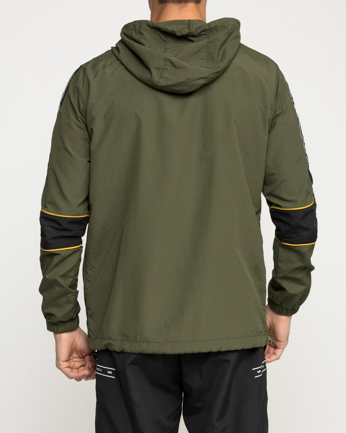4 Adapter Anarok Jacket Green V704TRAA RVCA
