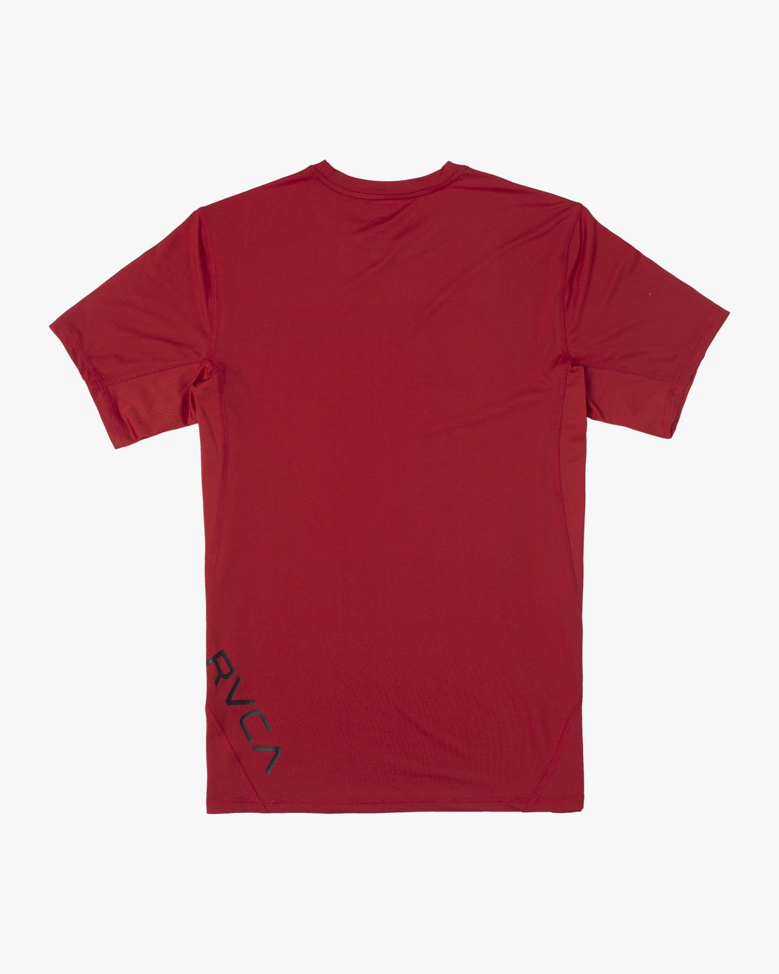 1 SPORT VENT SHORT SLEEVE TEE Red V9021RSV RVCA