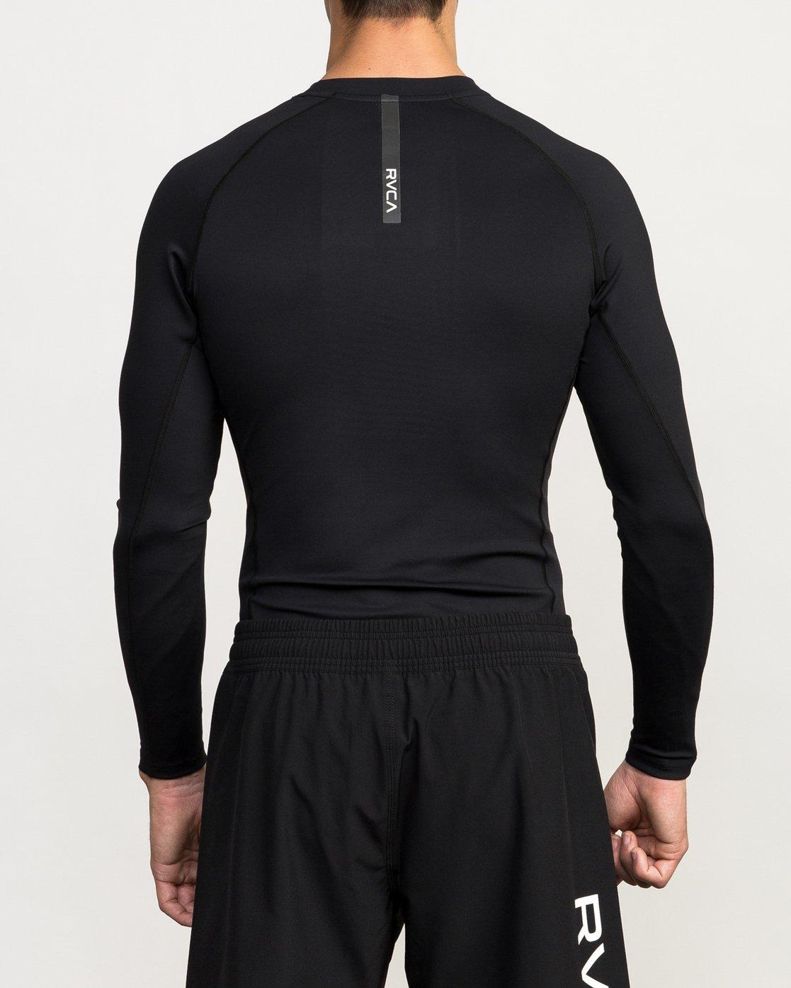 2 VA Performance Long Sleeve Shirt  V902QRCL RVCA