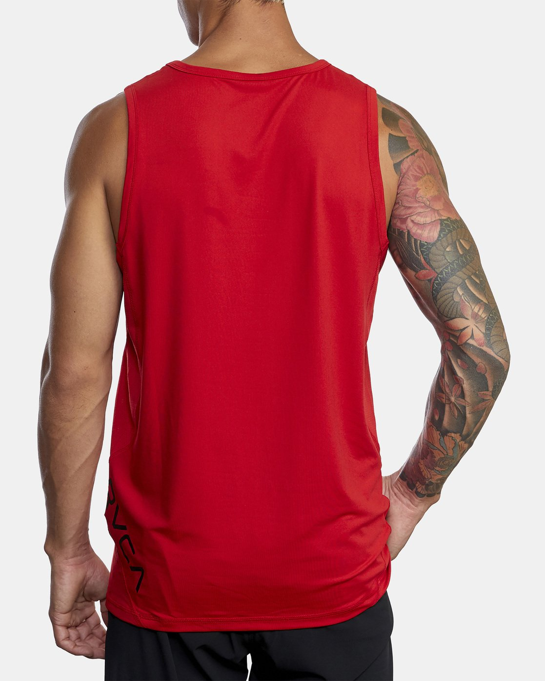 3 SPORT VENT TANK TOP Red V9031RST RVCA
