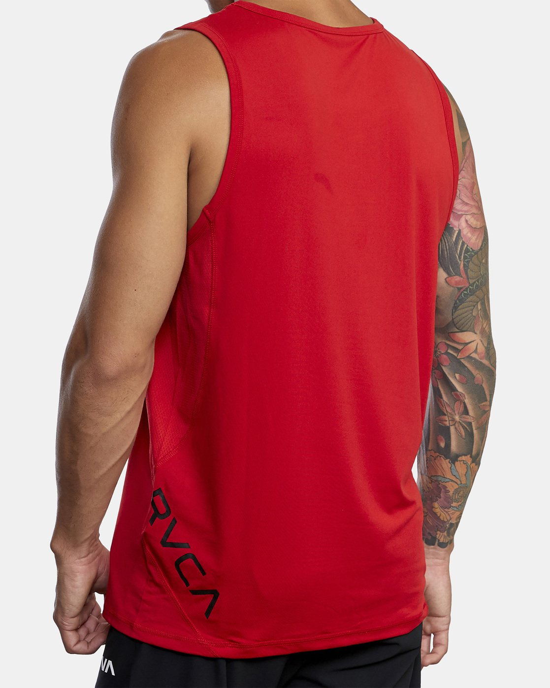5 SPORT VENT TANK TOP Red V9031RST RVCA