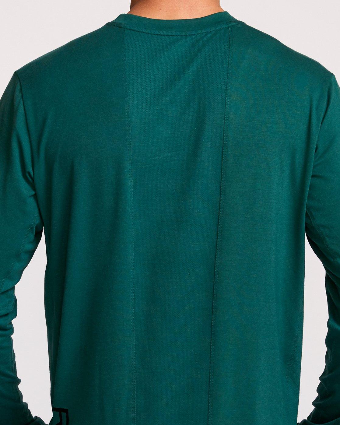 5 VA Vent Long Sleeve Top Green V903QRVL RVCA