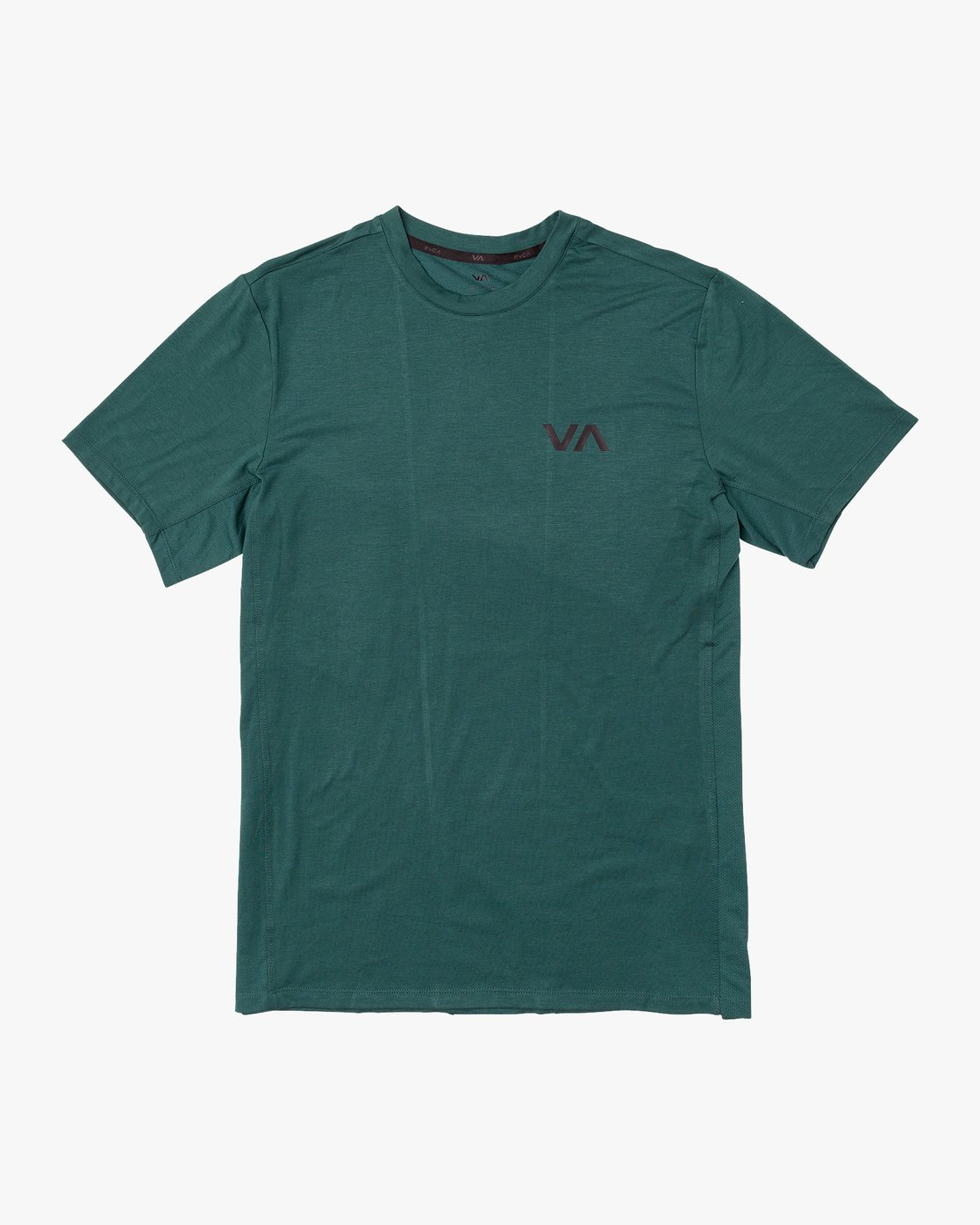 0 VA Vent Short Sleeve Top Blue V904QRVS RVCA
