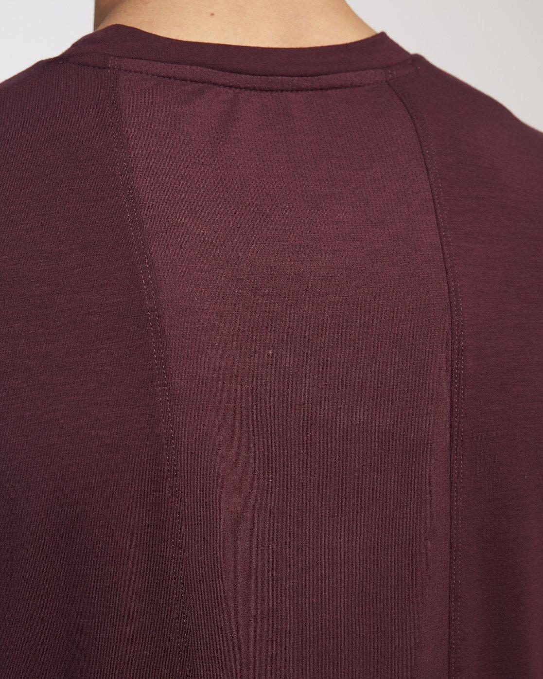 3 VA Vent Short Sleeve Top Pink V904QRVS RVCA