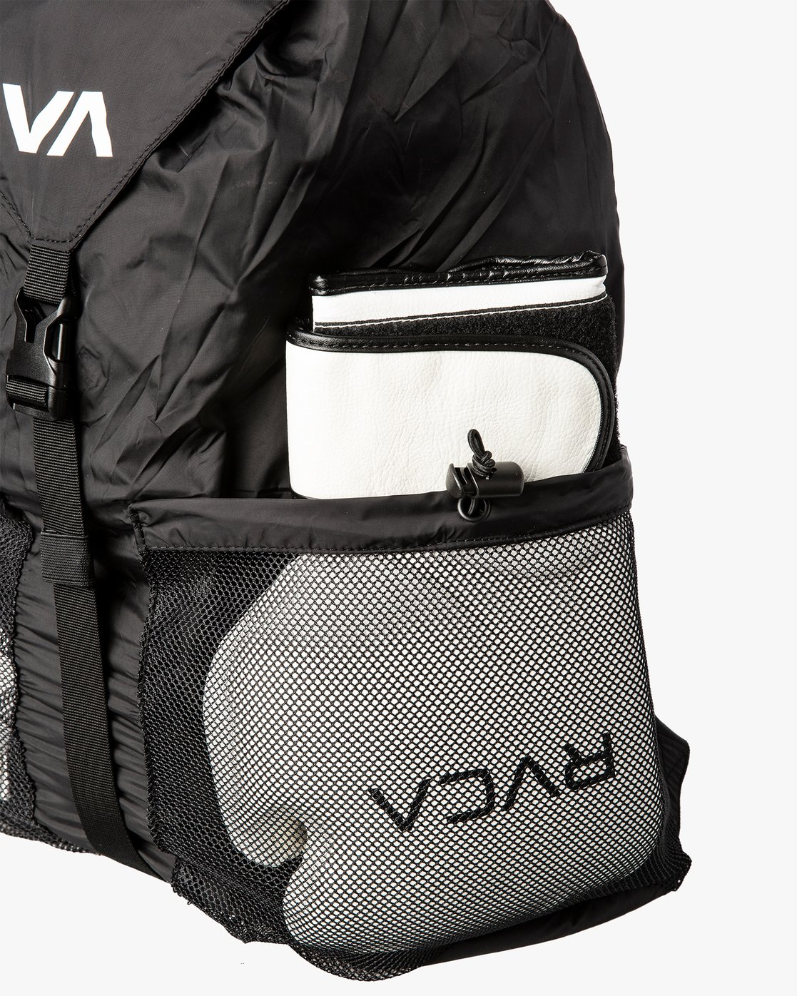 3 VA Tech Sport Backpack Black VABKURTB RVCA
