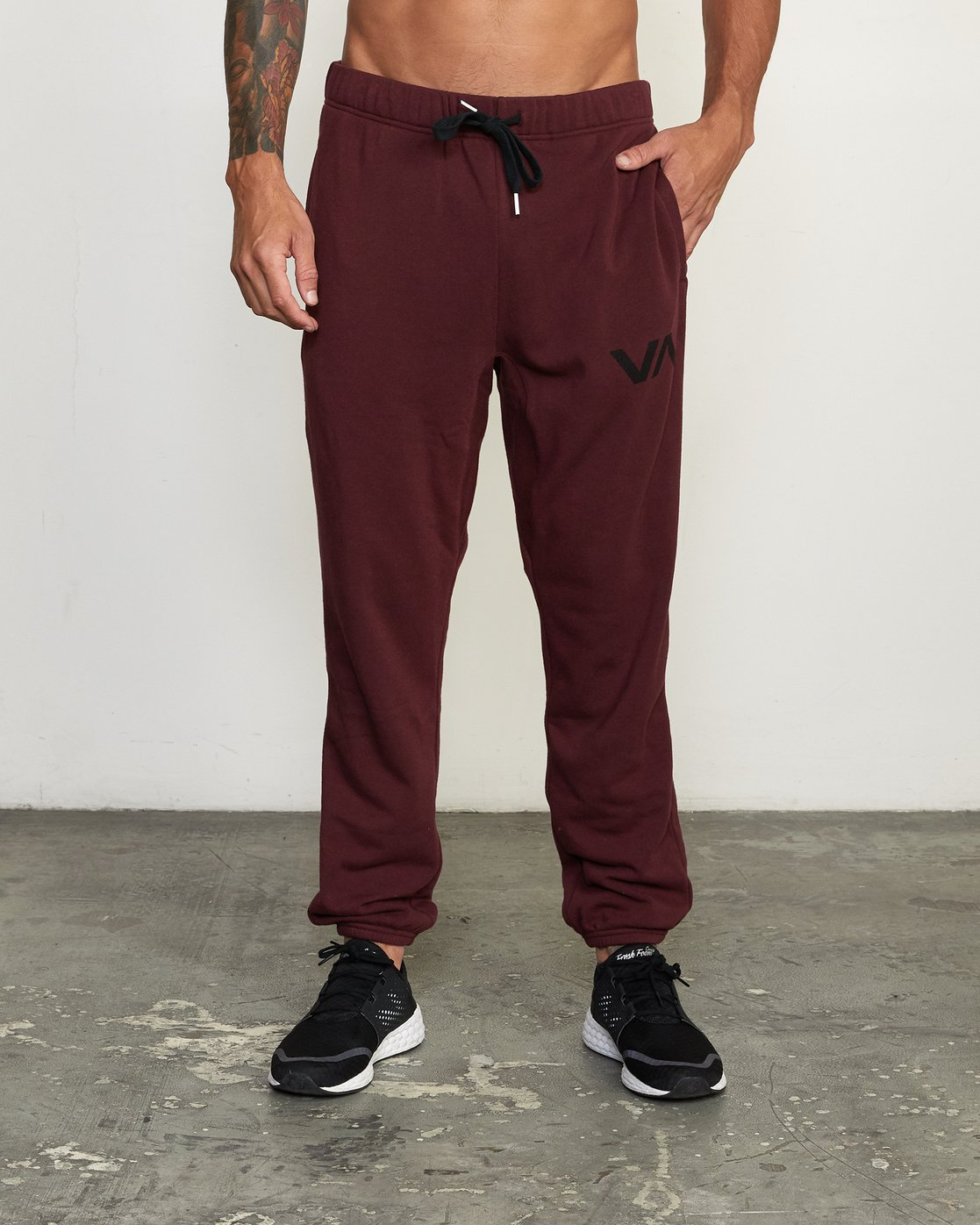 0 SWIFT SWEATPANT White VJ301SWT RVCA