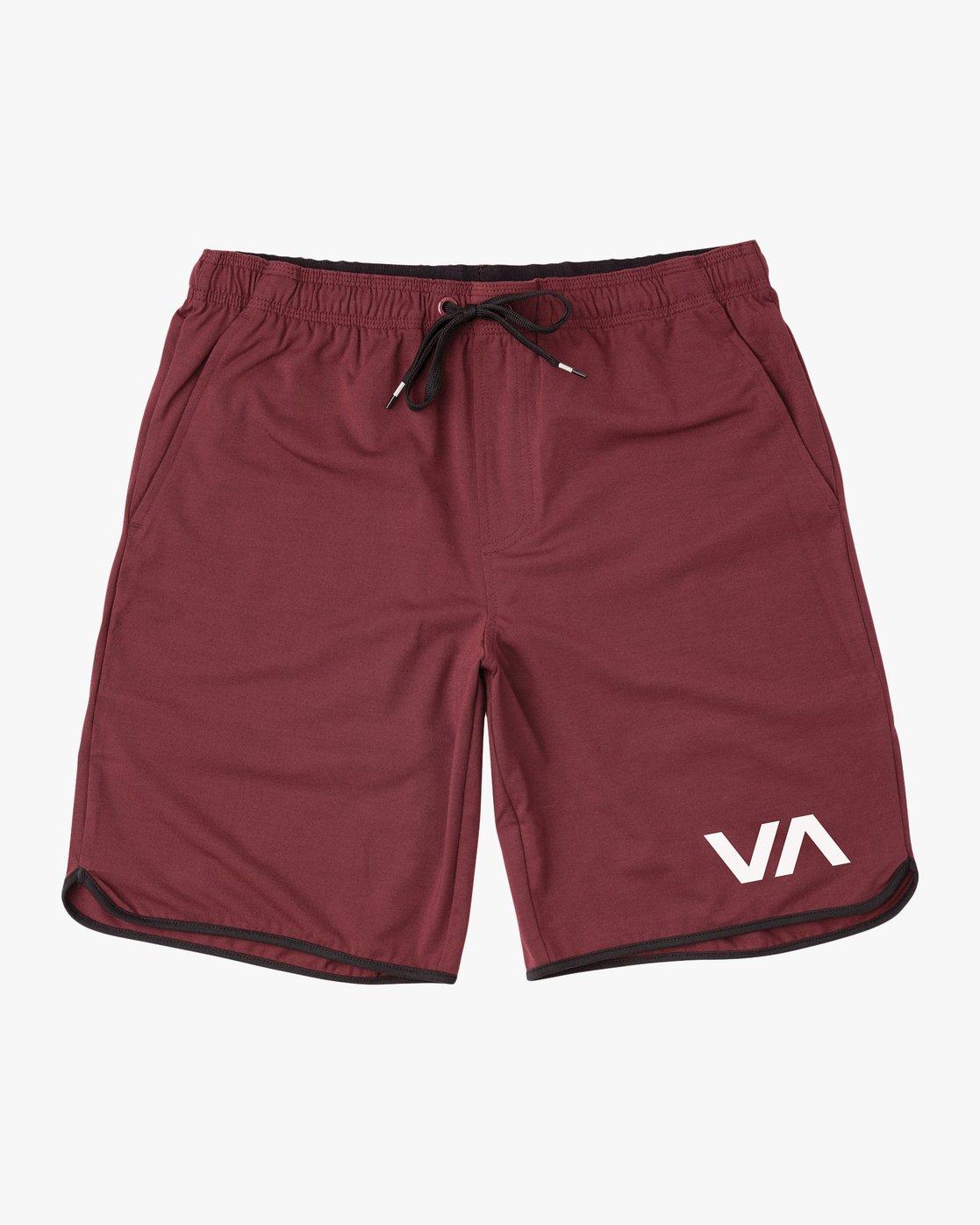 """0 VA Sport Short II 20"""" Short White VL201SPO RVCA"""
