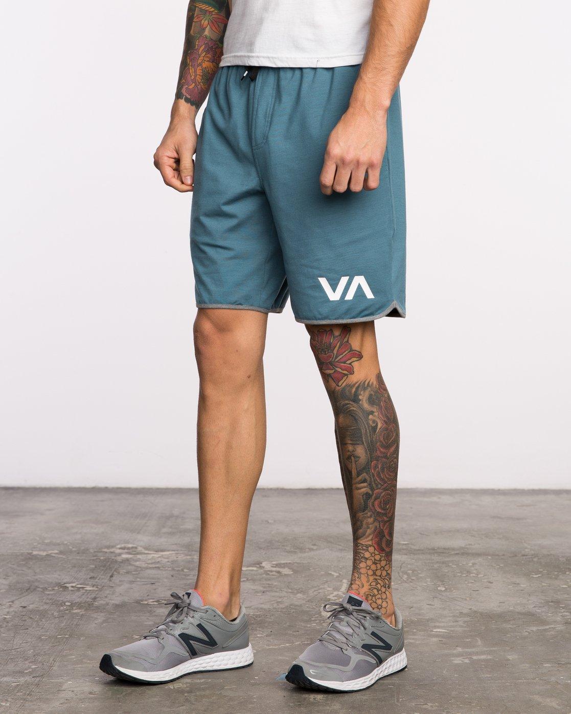 """1 VA Sport Short II 20"""" Short  VL201SPO RVCA"""