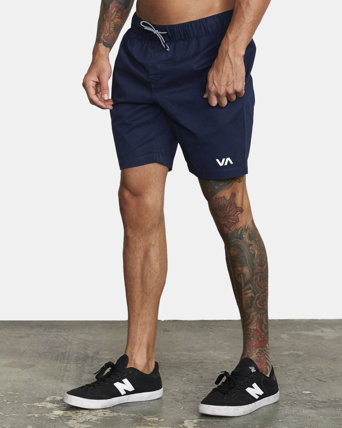 "1 SPECTRUM 18"" SHORT Blue VL202SPE RVCA"