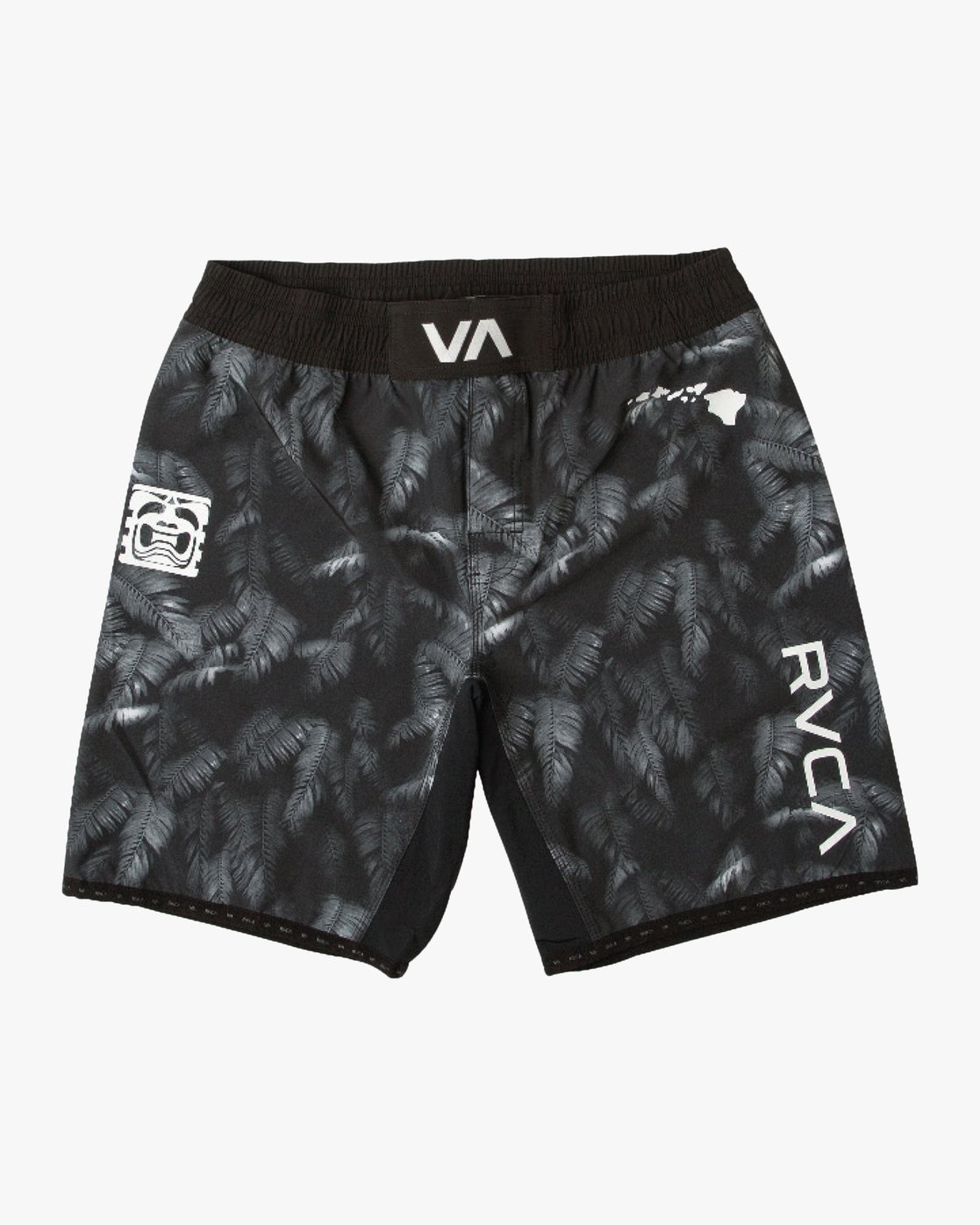 0 BJ Penn Scrapper Short Grey VL203BSC RVCA