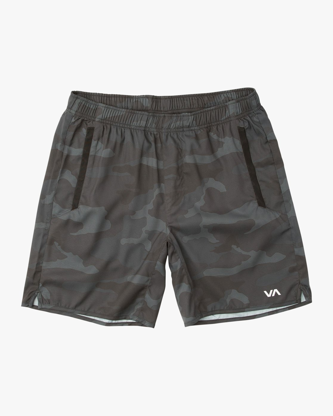 0 Yogger III Short Brown VL204YGR RVCA