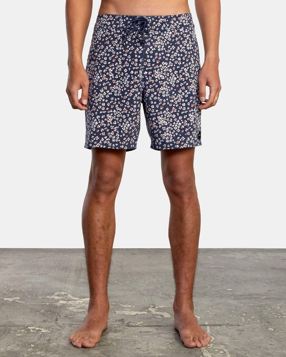 """1 VA Pigment 18"""" - Board Shorts for Men  W1BSRDRVP1 RVCA"""