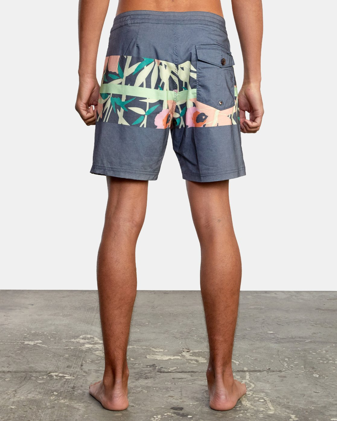 "2 Westport Print 17"" - Board Shorts for Men  W1BSRHRVP1 RVCA"