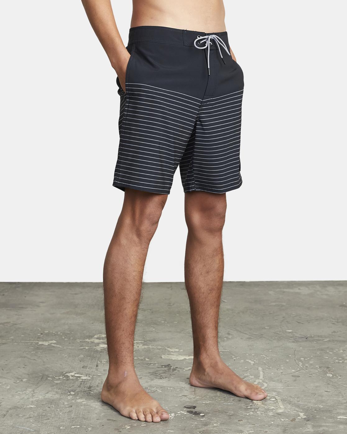 "13 Curren 18"" - Boardshorts for Men Black W1BSRKRVP1 RVCA"