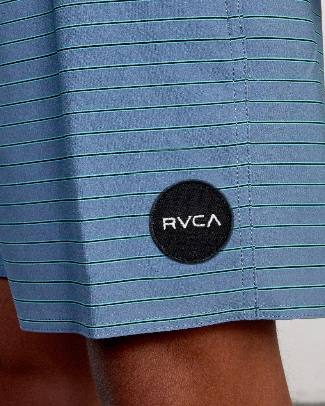 "3 Curren 18"" - Boardshorts for Men Grey W1BSRKRVP1 RVCA"