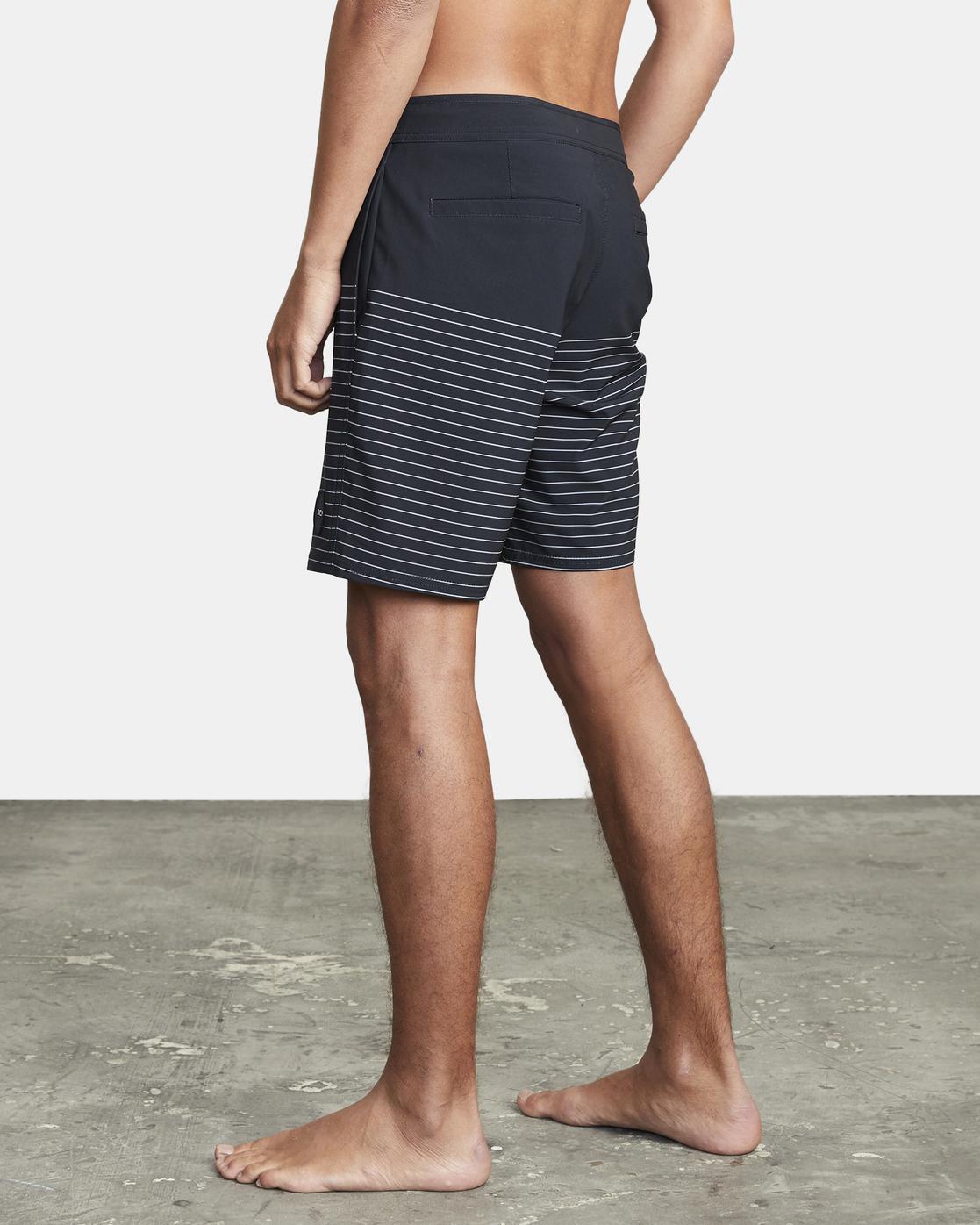"5 Curren 18"" - Boardshorts for Men Black W1BSRKRVP1 RVCA"