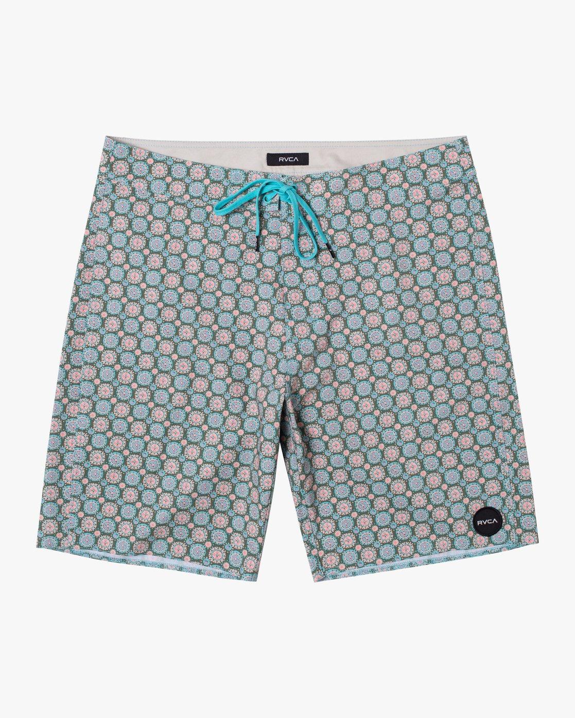"0 Vanner 19"" - Board Shorts for Men Grey W1BSRSRVP1 RVCA"