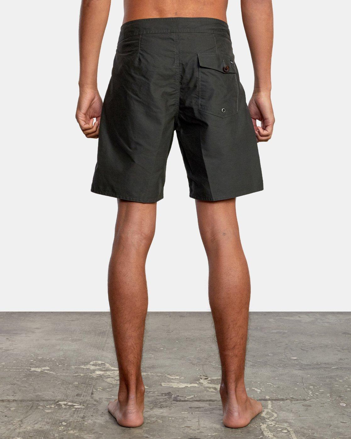 "2 Bailey Elder 18"" - Board Shorts for Men Black W1BSRVRVP1 RVCA"