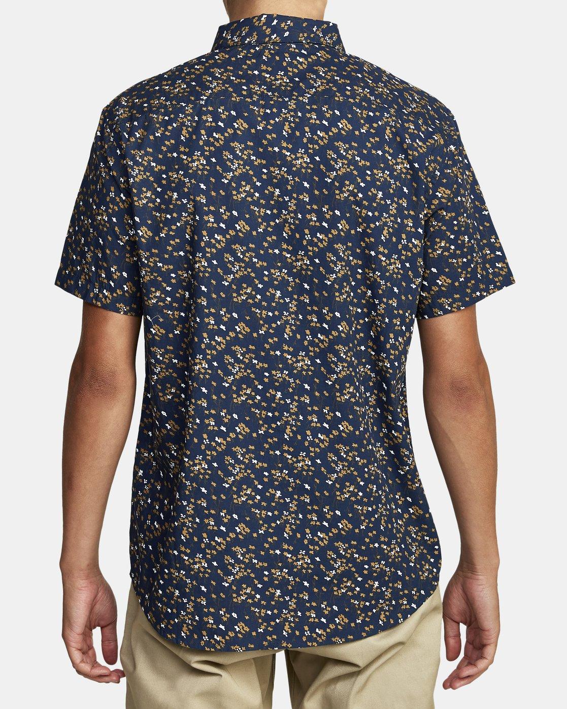 5 Eternal - Short Sleeve Shirt for Men  W1SHIERVP1 RVCA
