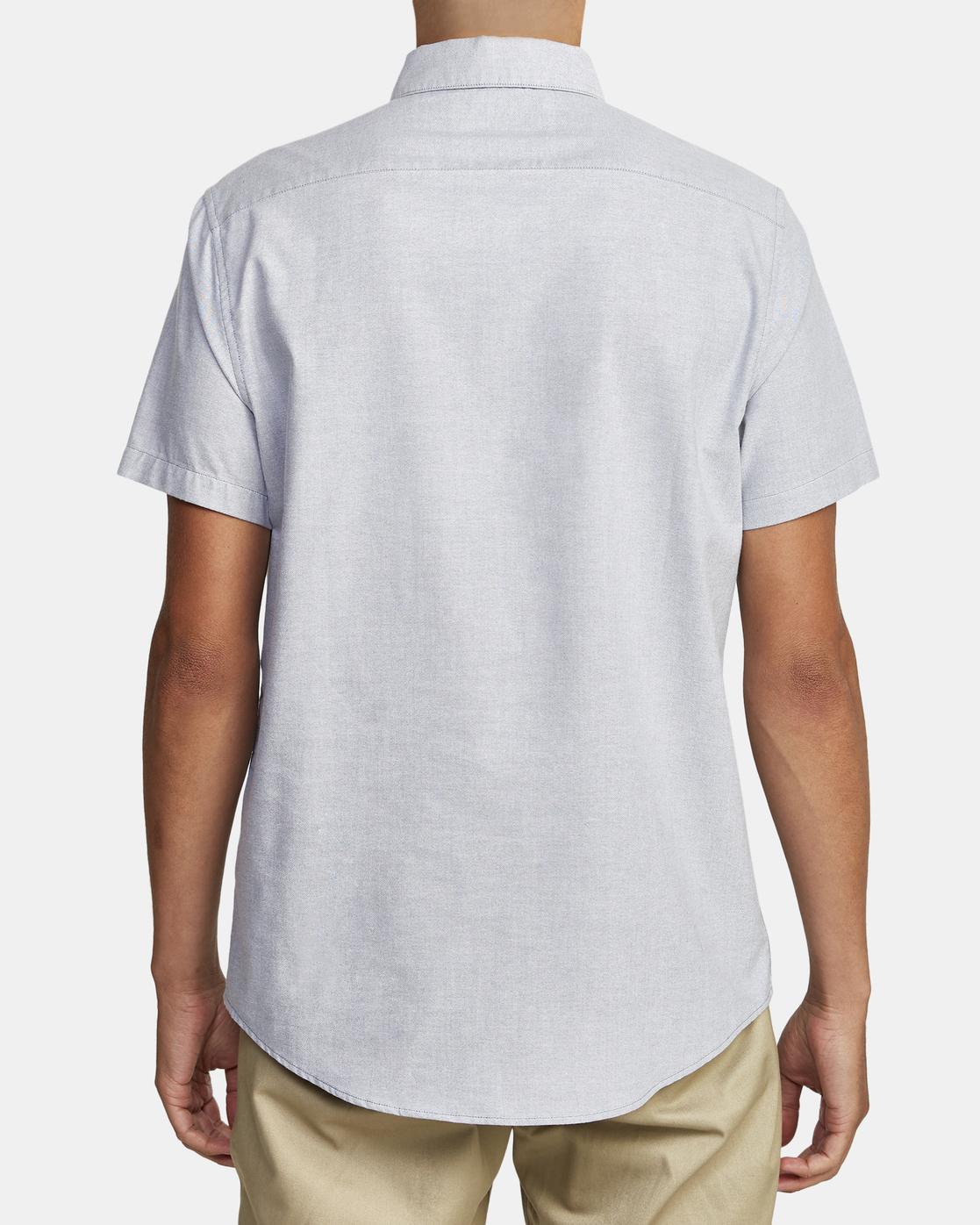 3 That'll Do - Short Sleeve Shirt for Men Blue W1SHRHRVP1 RVCA