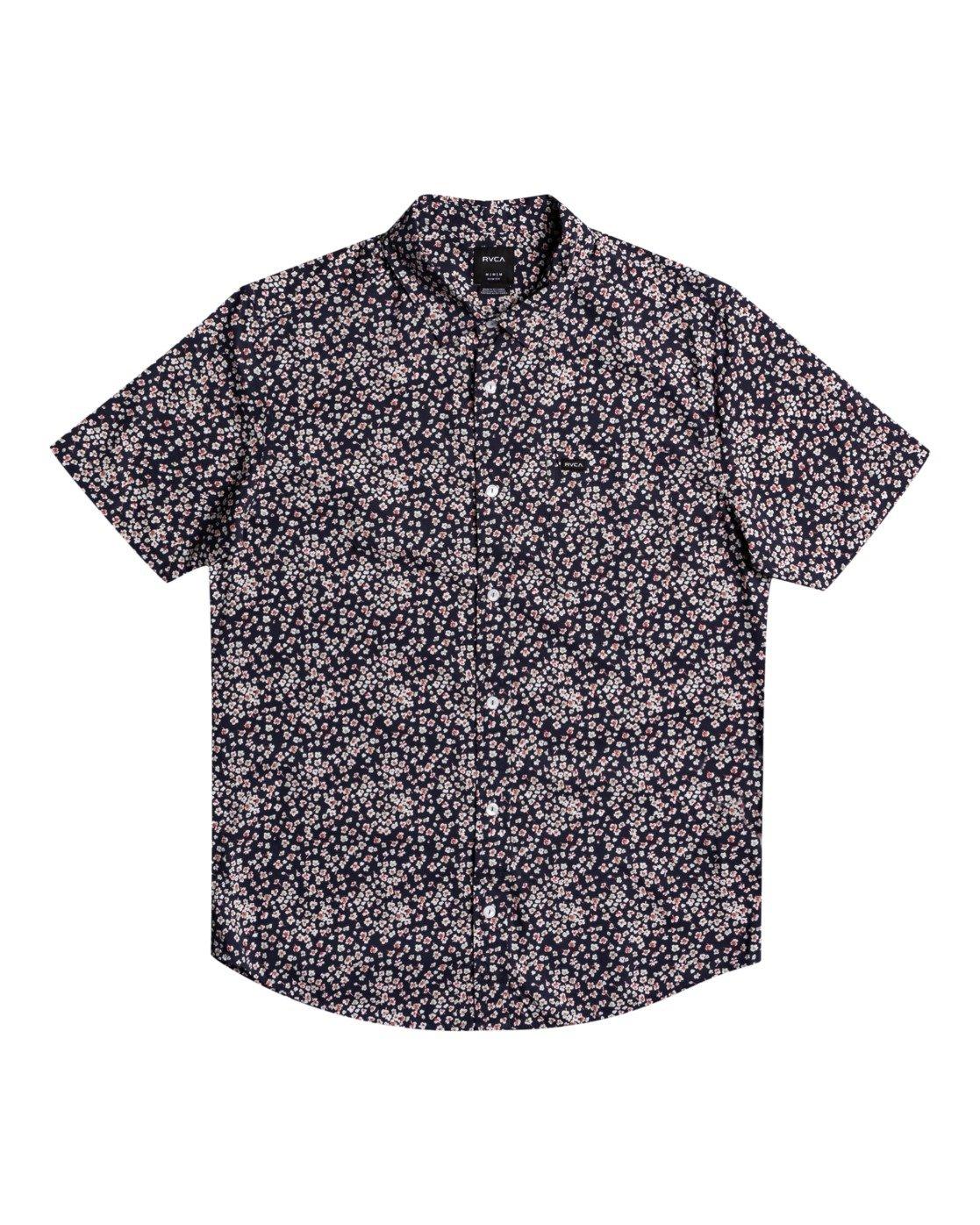 0 Bang On - Short Sleeve Shirt for Men  W1SHRQRVP1 RVCA