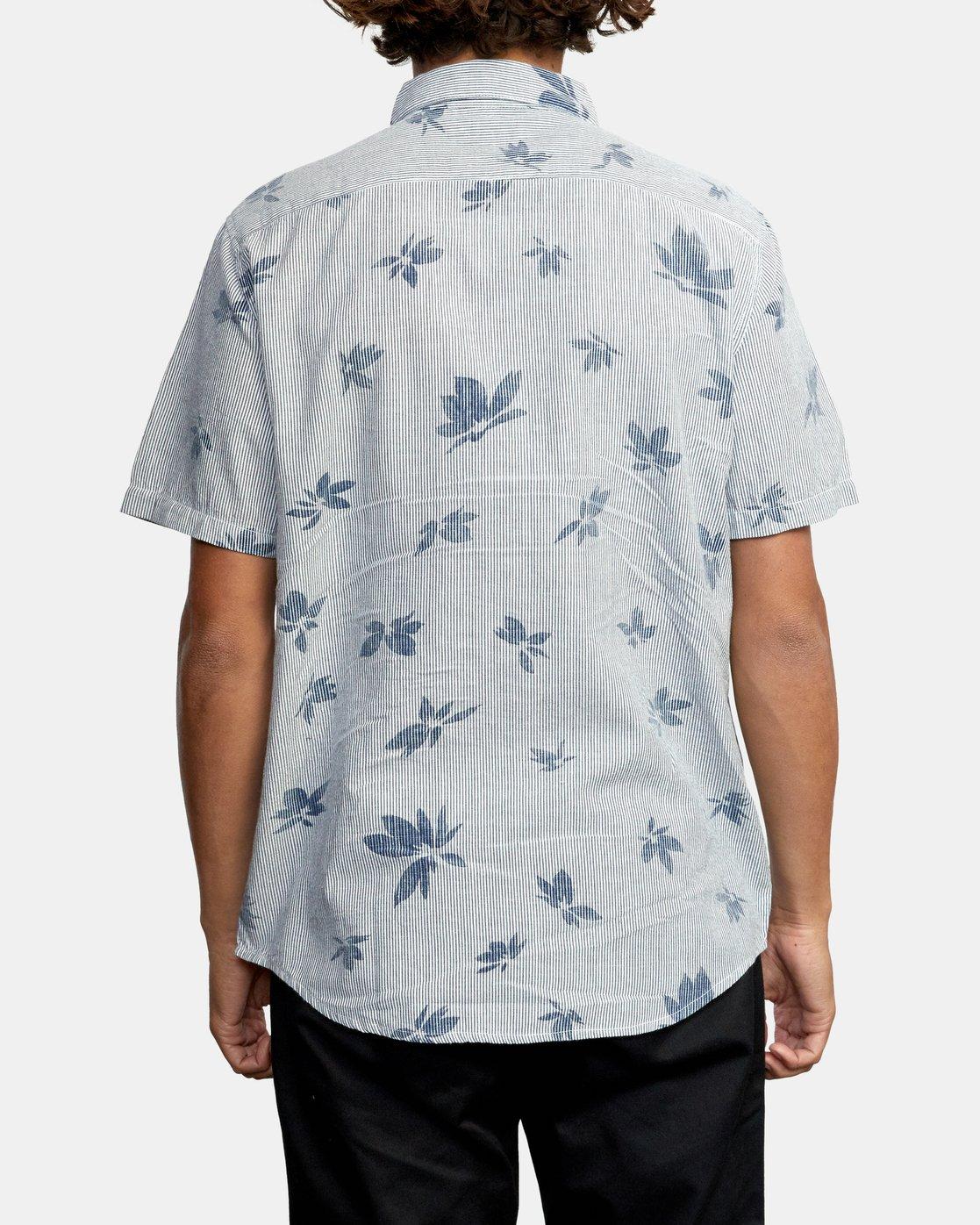 2 Endless Seersucker - Short Sleeve Shirt for Men  W1SHSFRVP1 RVCA