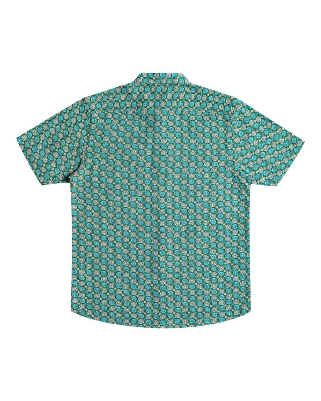 1 Vanner Gauze - Short Sleeve Shirt for Men  W1SHSIRVP1 RVCA