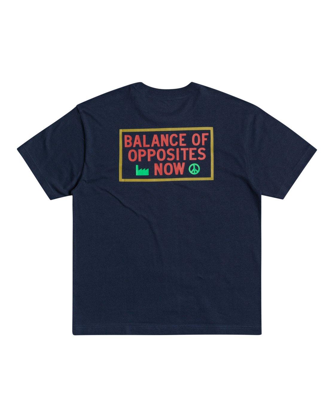 0 Balance Now - T-shirt pour Homme  W1SSRCRVP1 RVCA