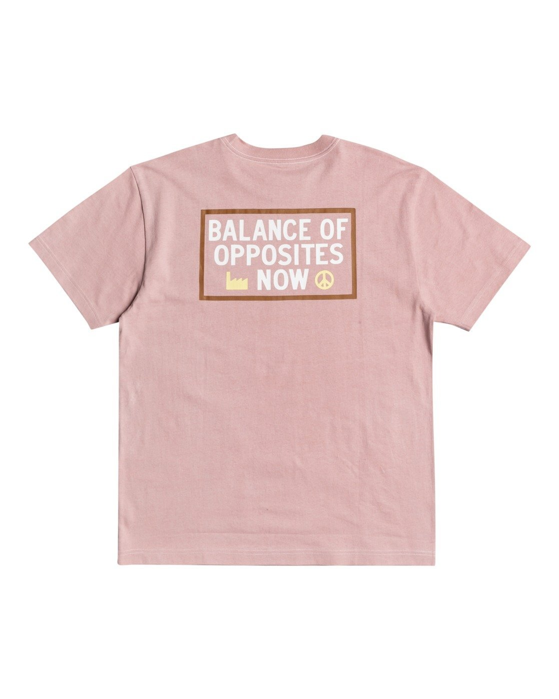 0 Balance Now - T-Shirt for Men  W1SSRCRVP1 RVCA