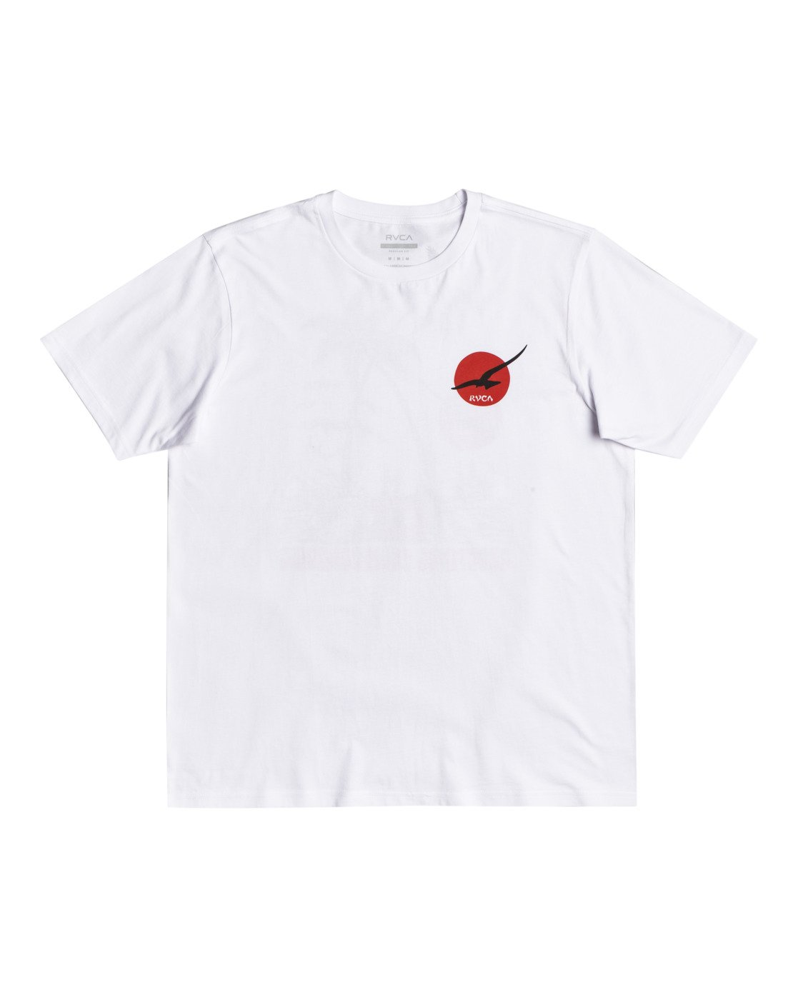 0 Bliss - T-Shirt for Men White W1SSRJRVP1 RVCA