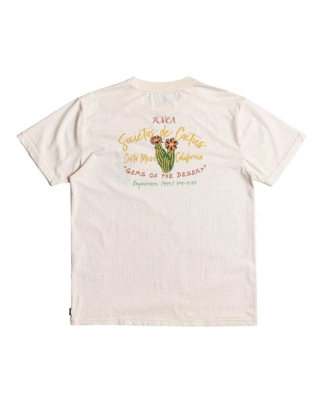 1 Societas - T-Shirt for Men  W1SSSKRVP1 RVCA