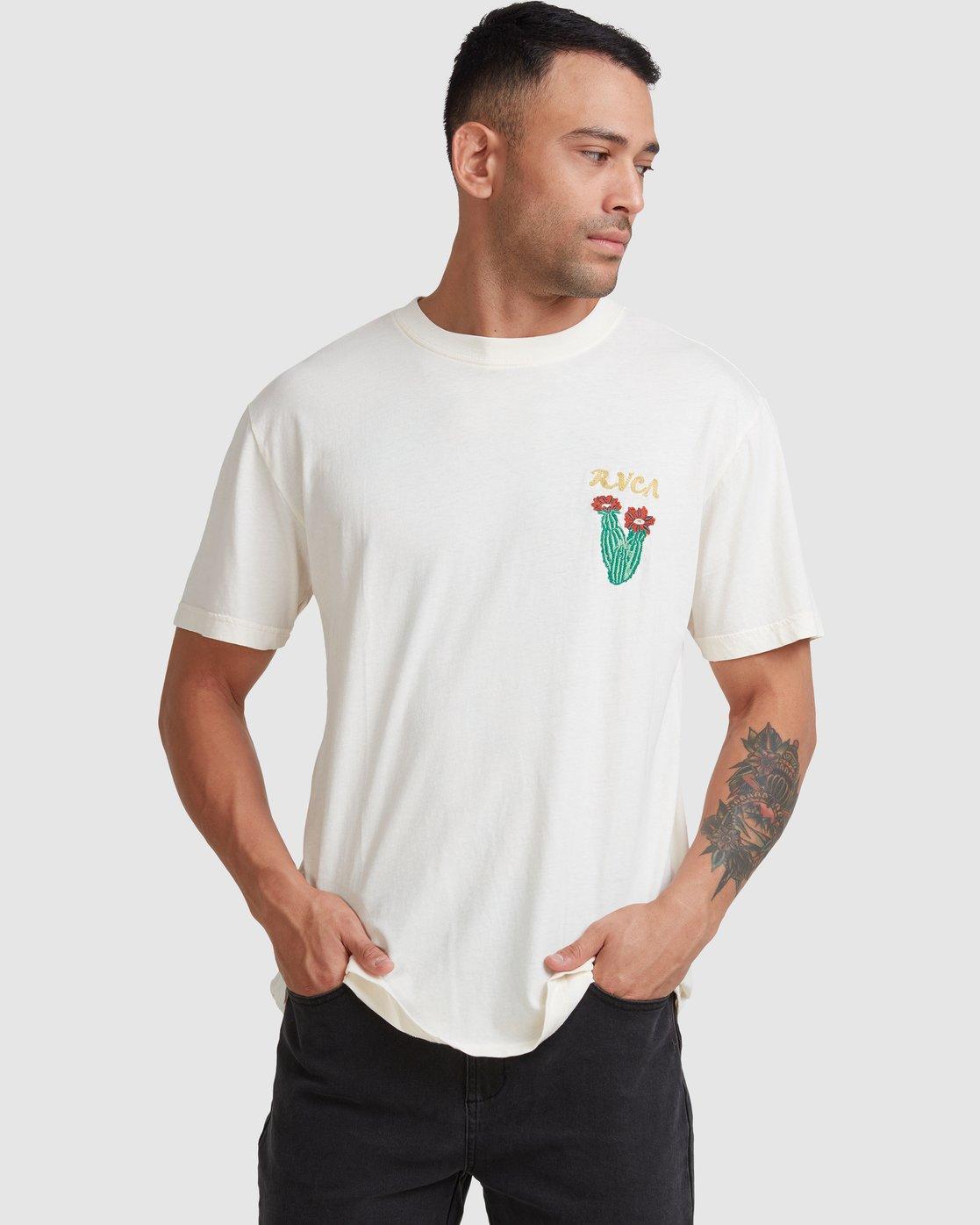 2 Societas - T-Shirt for Men  W1SSSKRVP1 RVCA