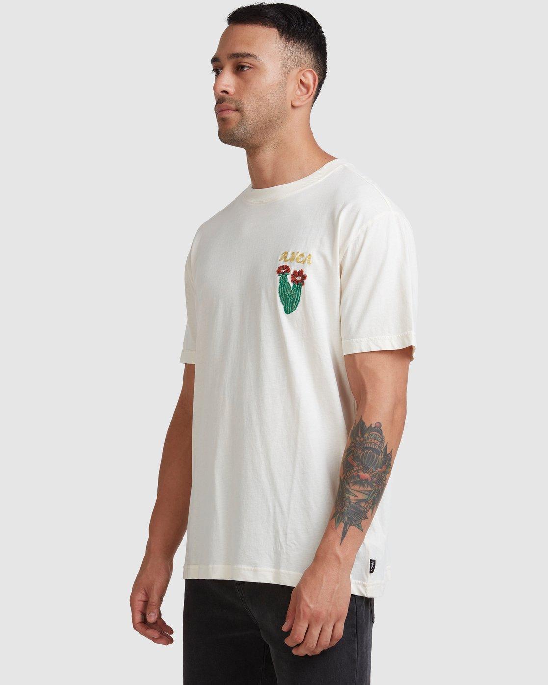5 Societas - T-Shirt for Men  W1SSSKRVP1 RVCA
