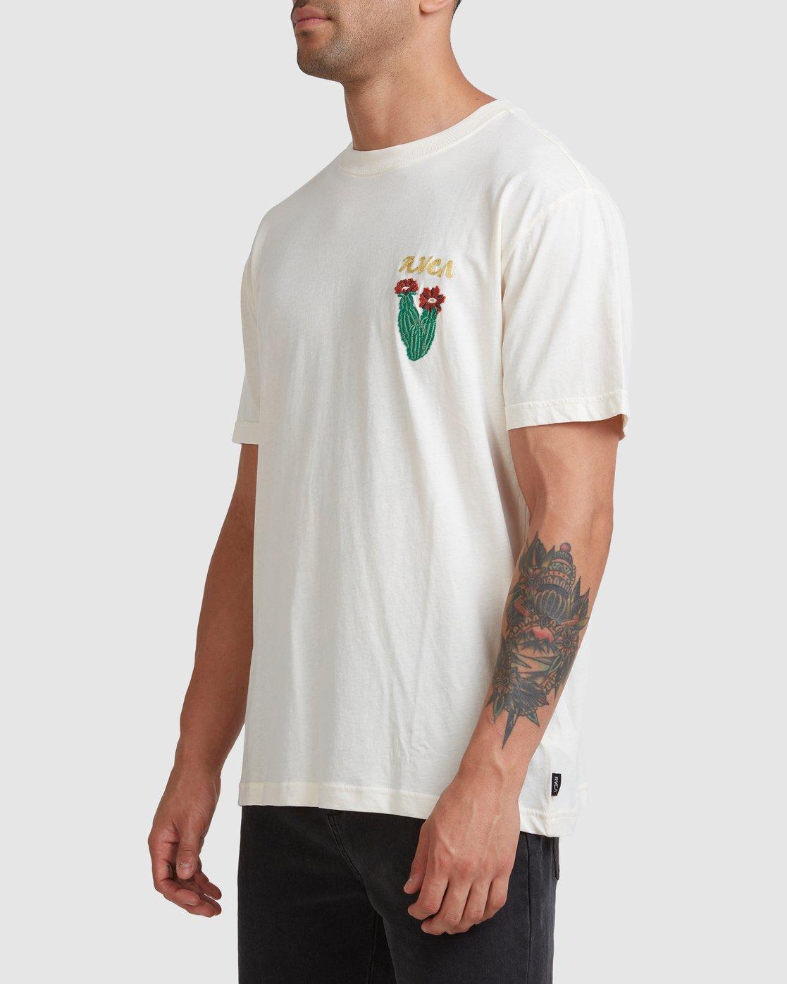 6 Societas - T-Shirt for Men  W1SSSKRVP1 RVCA