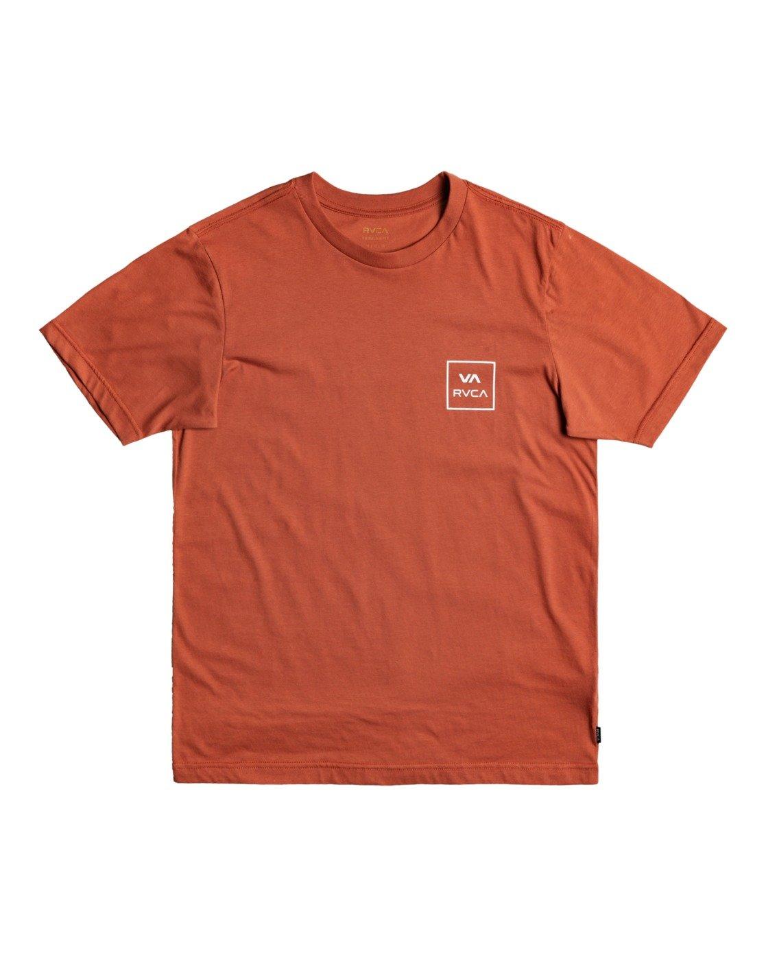 0 VA All The Ways - T-shirt pour Homme Orange W1SSSLRVP1 RVCA