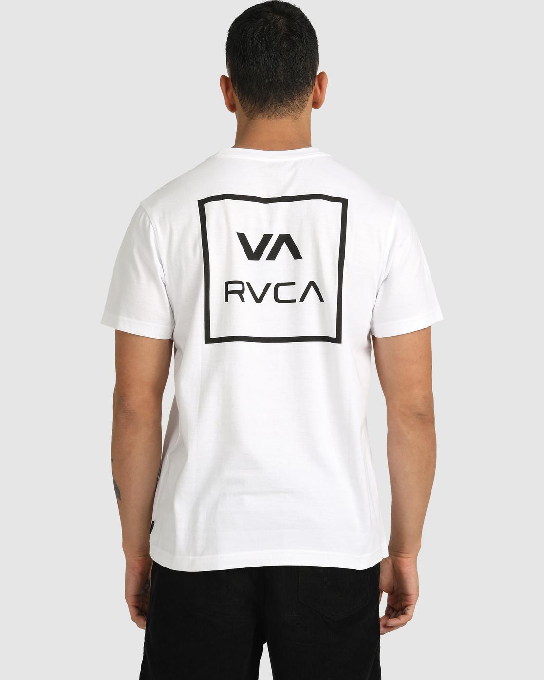 4 VA All The Ways - T-Shirt for Men White W1SSSLRVP1 RVCA