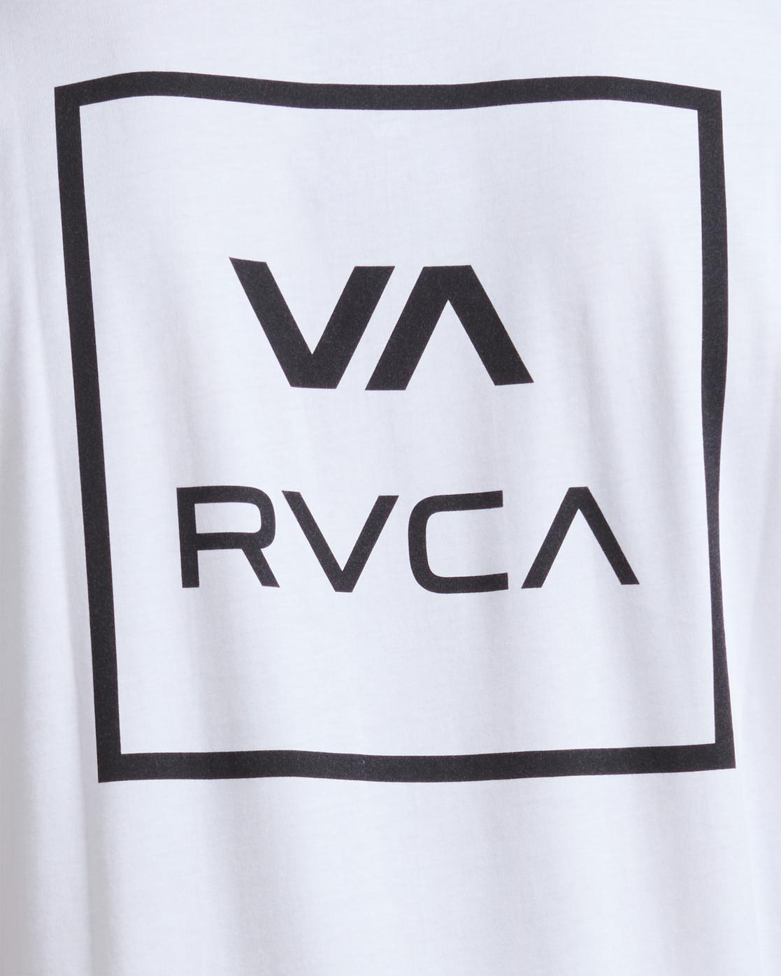 5 VA All The Ways - T-Shirt for Men White W1SSSLRVP1 RVCA