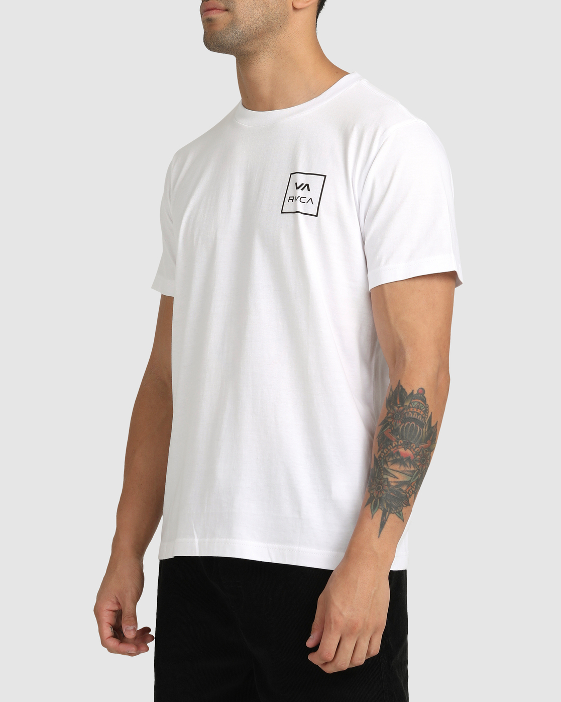 7 VA All The Ways - T-Shirt for Men White W1SSSLRVP1 RVCA