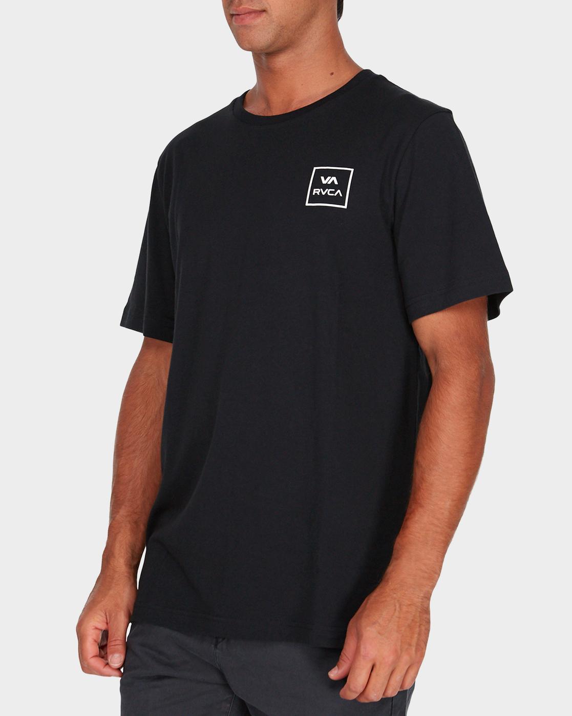 2 VA All The Ways - T-Shirt for Men Black W1SSSLRVP1 RVCA