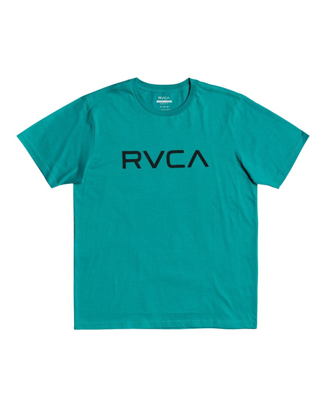0 Big RVCA - T-shirt pour Homme  W1SSSQRVP1 RVCA