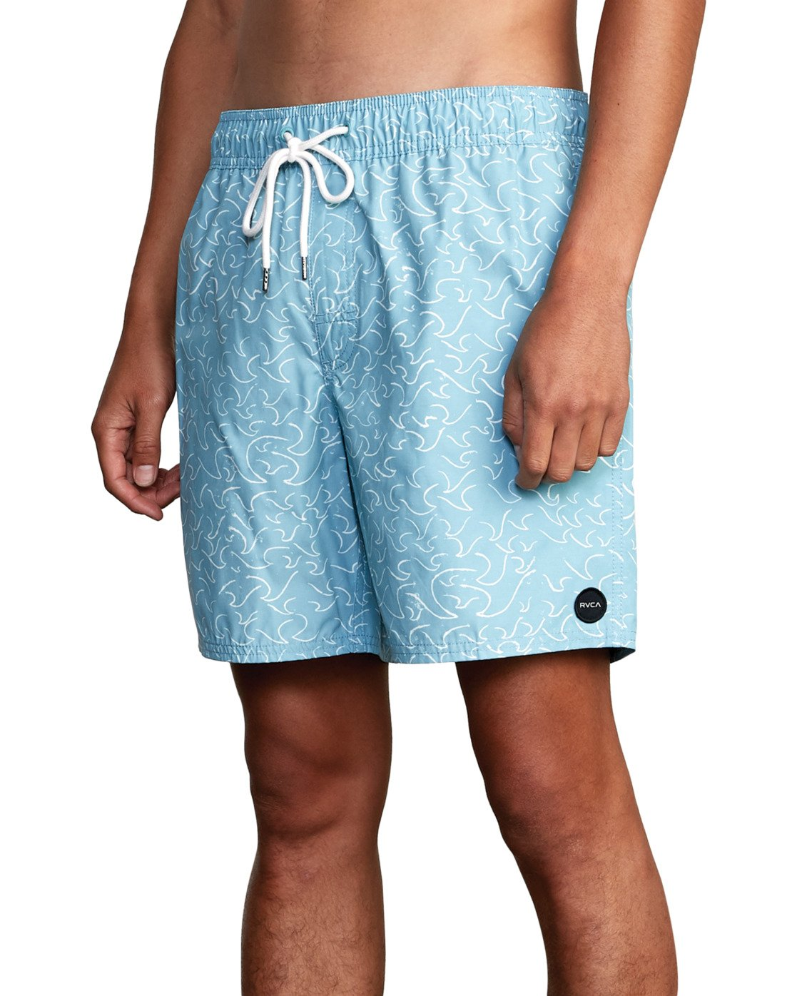 """6 Club 17"""" - Boardshorts for Men Blue W1VOIBRVP1 RVCA"""