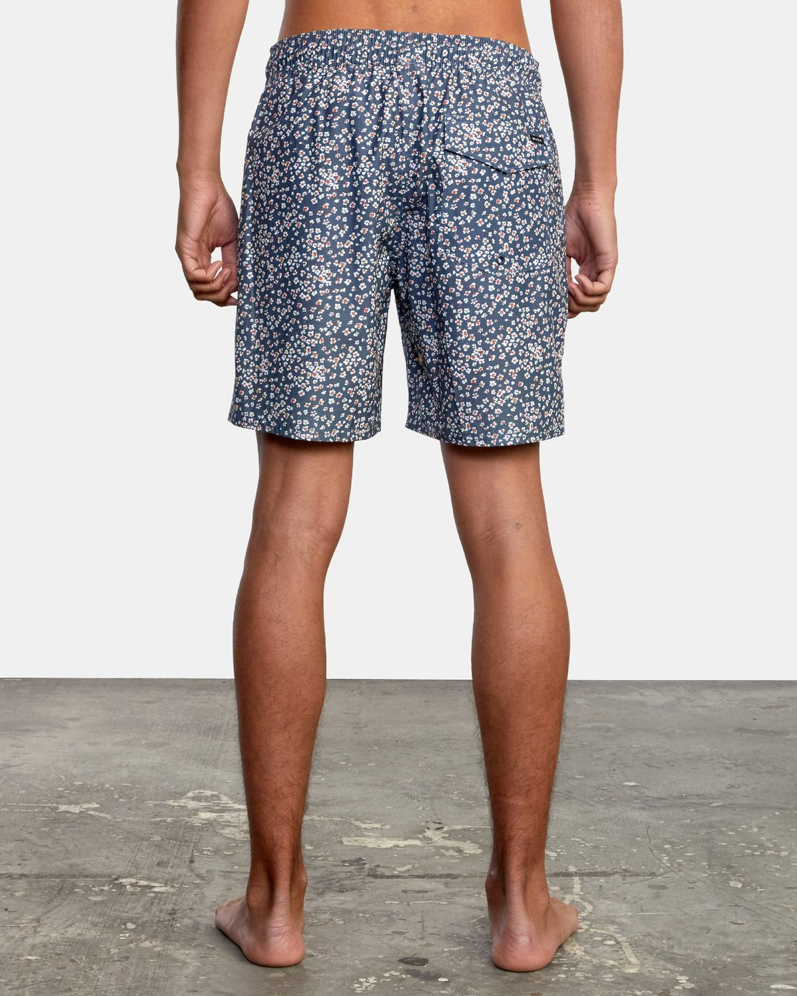"""2 Perry 17"""" - Elasticated Shorts for Men  W1VORHRVP1 RVCA"""