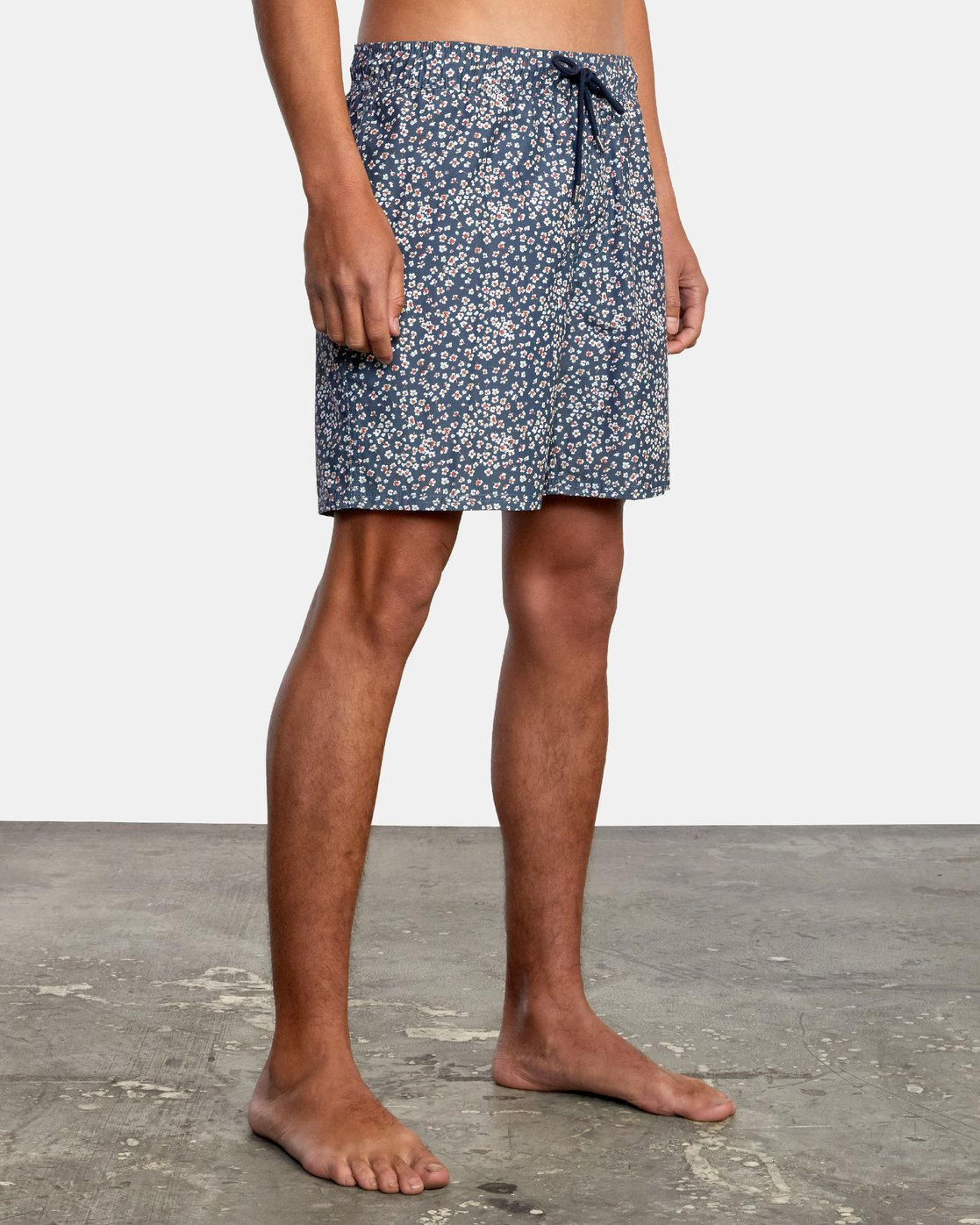 """5 Perry 17"""" - Elasticated Shorts for Men  W1VORHRVP1 RVCA"""
