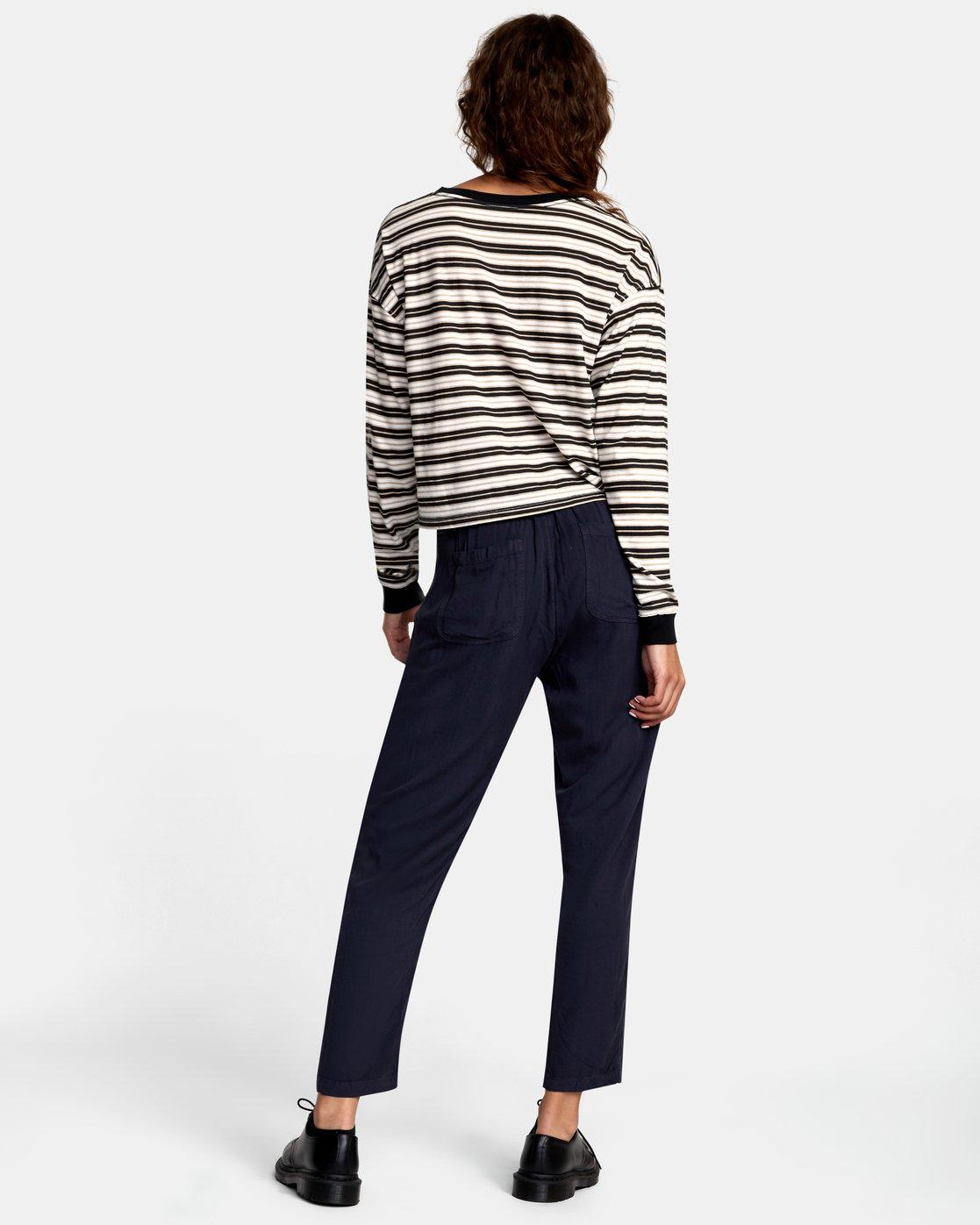 1 Chill Vibes Elastic Pant Blue W301PRCV RVCA