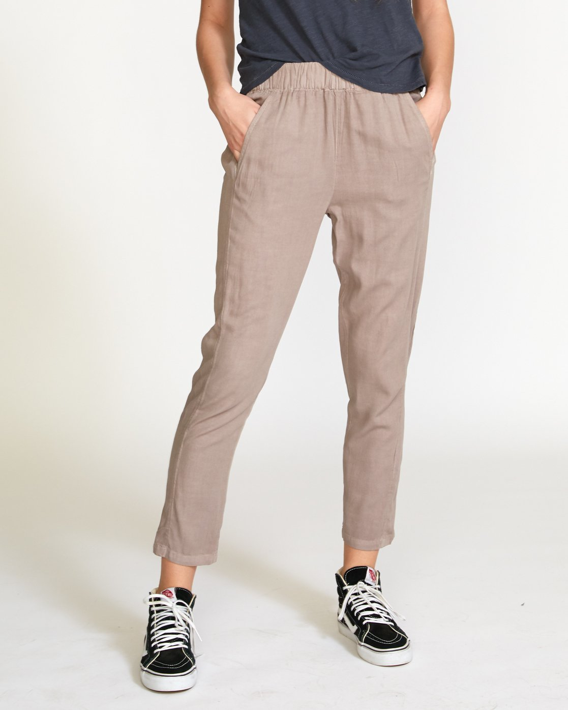 0 Chill Vibes Elastic Pant Grey W301PRCV RVCA