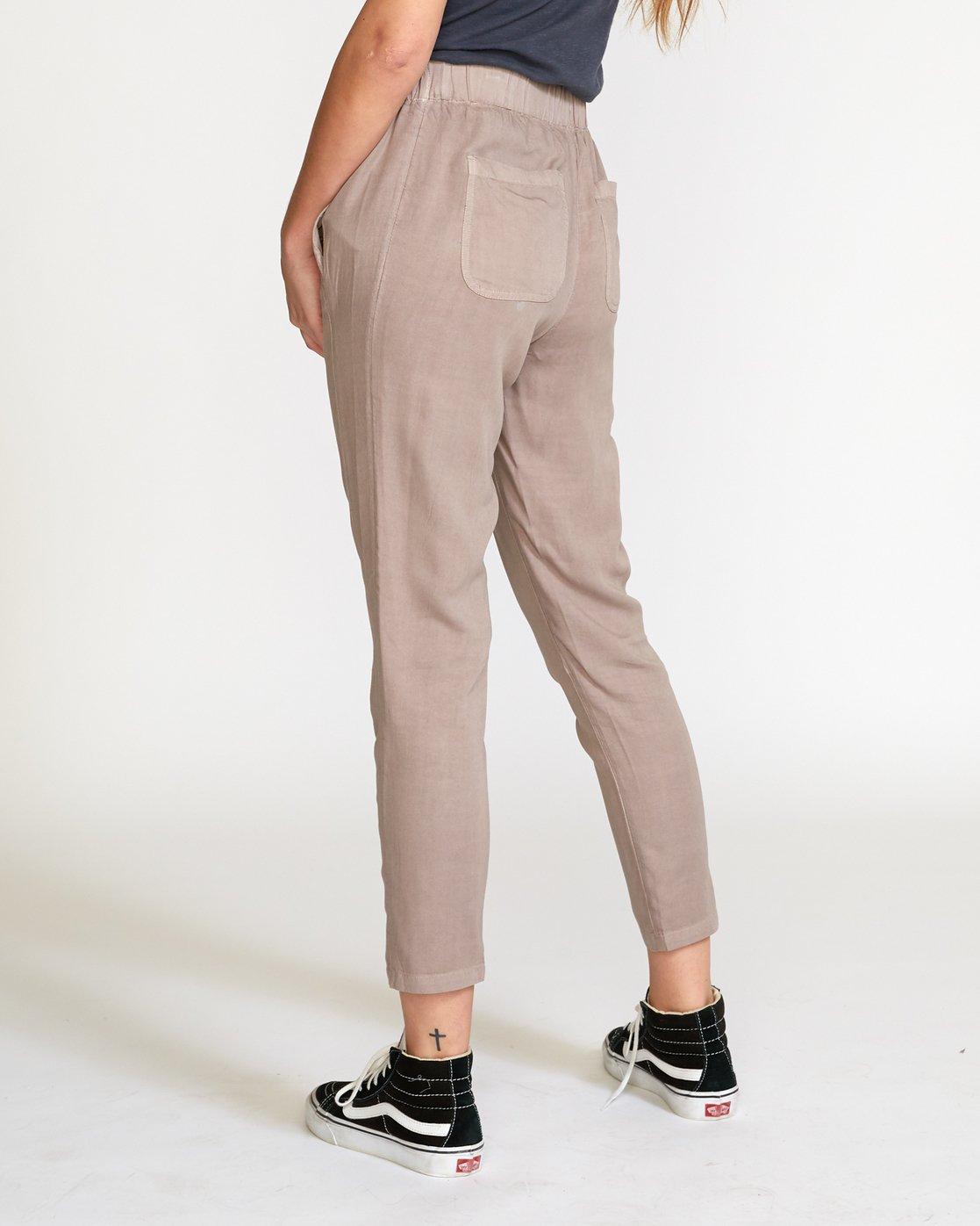 2 Chill Vibes Elastic Pant Grey W301PRCV RVCA