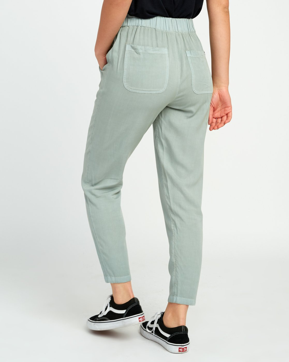 2 Chill Vibes Elastic Pant Green W301PRCV RVCA